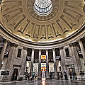 Federal Hall New York by Shishir Sathe