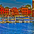 Federal Hill Water Taxi by William Norton