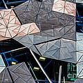 Federation Square Melbourne  by Mariusz Prusaczyk