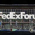 Fedexforum Memphis Tn by Liz Leyden