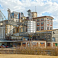 Feed Mill Hdr by Charles Beeler