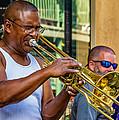 Feel It - New Orleans Jazz  by Steve Harrington