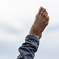 Feel  The Skies Under Your Foot - Featured 2 by Alexander Senin