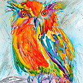Feeling Owlright by Beverley Harper Tinsley
