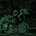 Feeling The Ride by Karol Livote