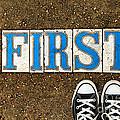 Feet First by Mary  Smyth