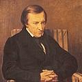 Felicite Robert De Lamennais, 1845 Oil On Canvas by Ary Scheffer
