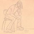 Female Figure I by Jeffrey Oleniacz