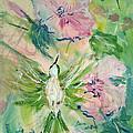 Female Hummingbid by Diane Wallace