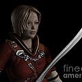 Female Ranger Portrait by Fairy Fantasies