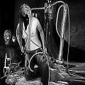 Femme Avec Les Couteaux 14 by Tarey Potter