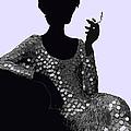 Femme Fatale C1960 Shaken Not Stirred by Saundra Myles