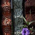 Fence Petunia by Roy Thoman