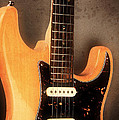 Fender Stratocaster Electric Guitar by John Cardamone