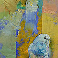 Feng Shui Parakeets by Michael Creese