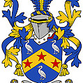 Fennell Coat Of Arms Irish by Heraldry