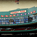 Fenway Memories - 2 by Stephen Stookey