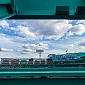 Fenway Park From The Green Monster by Tom Gort