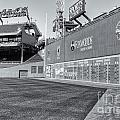 Fenway Park Green Monster II by Clarence Holmes