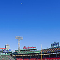 Fenway Park- Home Of The Boston Red Sox by Diane Diederich