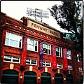 Fenway Park In October 2013 by David Stone
