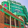 Fenway Park by James  Meyer