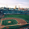 Fenway Park Photo - Inside View by Horsch Gallery