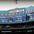 Fenway Park by Stephen Stookey