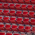 Fenway Seats by Ray Konopaske