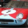 Ferarri 250 Le Mans by Robert Phelan