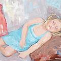 Ferne Asleep by Elinor Fletcher