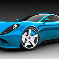 Ferrari 16 by Jeelan Clark