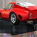 Ferrari 250 Gto by Yuriy Shevchuk