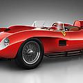 Ferrari 250 Testa Rossa - Spirit by Marc Orphanos