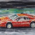 Ferrari 328 by Ildus Galimzyanov