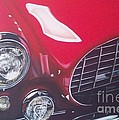 Ferrari 342 by Richard John Holden RA