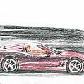 Ferrari 550 by Ildus Galimzyanov