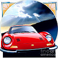 Ferrari Dino by MGL Meiklejohn Graphics Licensing