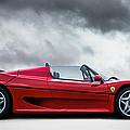 Ferrari F50 by Douglas Pittman
