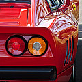 Ferrari Gto 288 Taillight -0631c by Jill Reger