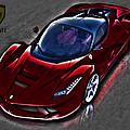 Ferrari by Jim Markiewicz