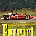 Ferrari by Georgia Fowler