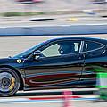 Ferrari Racing by Martin Brassard