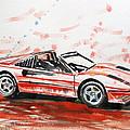 Ferrari by Ildus Galimzyanov