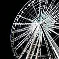 Ferris Wheel 1 by Michelle Powell