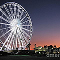 Ferris Wheel 16 by Michelle Powell
