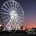Ferris Wheel 19 by Michelle Powell