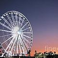 Ferris Wheel 21 by Michelle Powell
