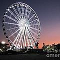 Ferris Wheel 22 by Michelle Powell