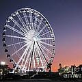 Ferris Wheel 23 by Michelle Powell